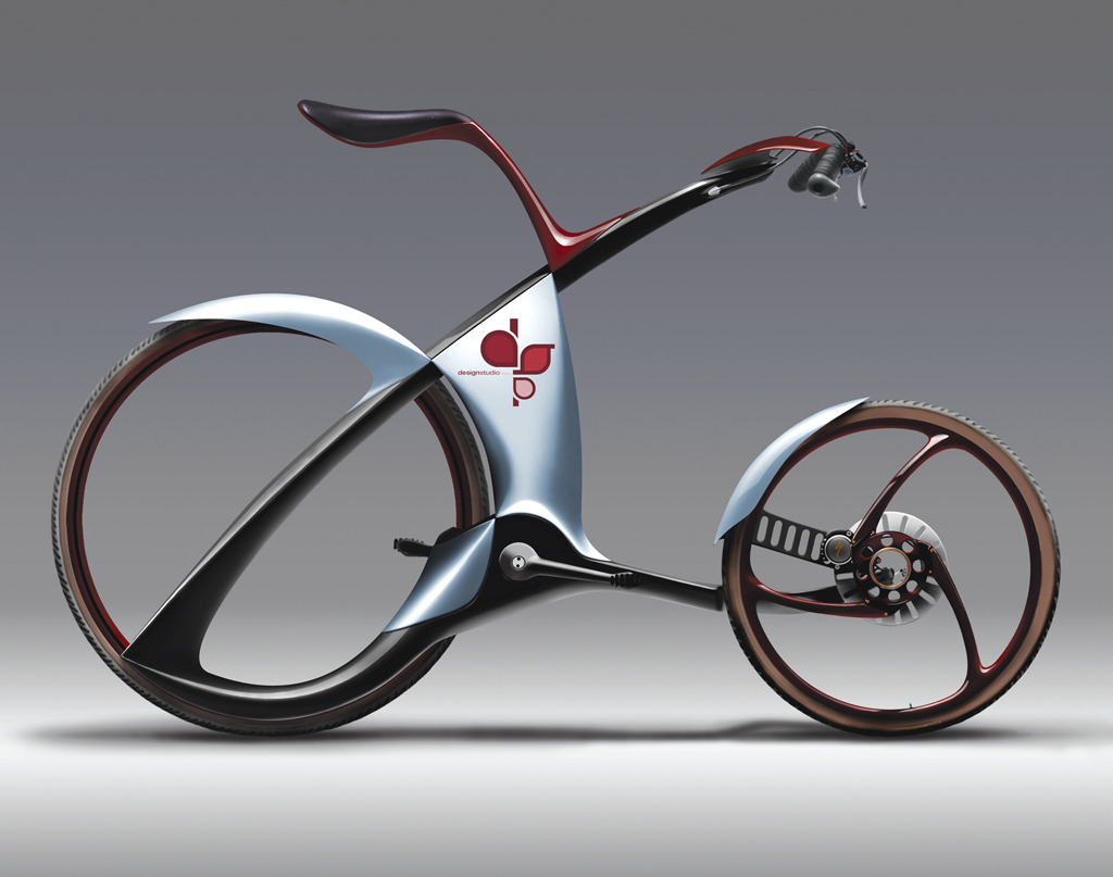 Conceptual Bikes Drawthrough The Personal And
