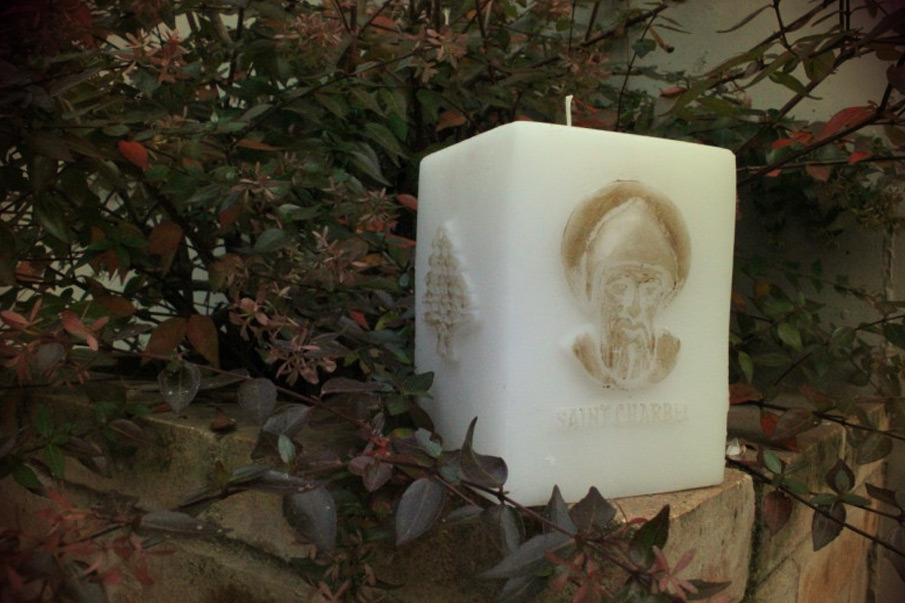 Religious Lume Candles Lebanon And The Middle East