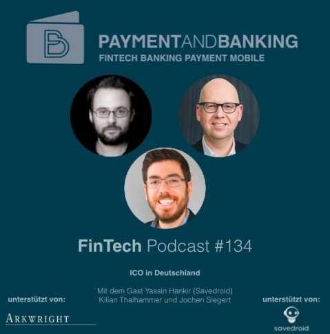 Podcast 134 ICO