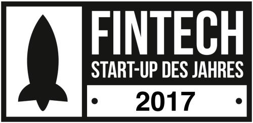 FinTech des Jahres 2017 - Award