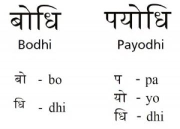 Bodhi-Payodhi