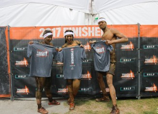 Tough Mudder Half