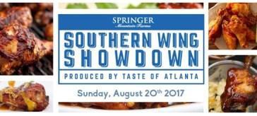 Southern Wing Showdown