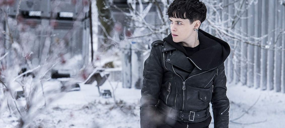 The Girl in the Spider's Web Review