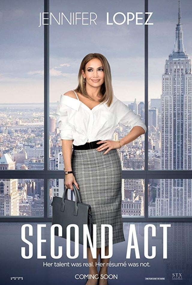 Second Act Advance Screening