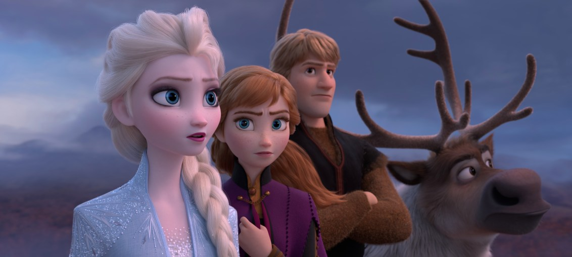 Frozen 2 Teaser Trailer