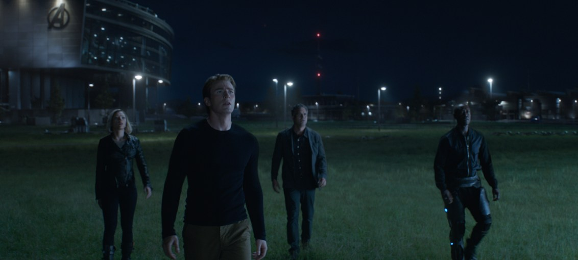 Avengers:Endgame Official Clip
