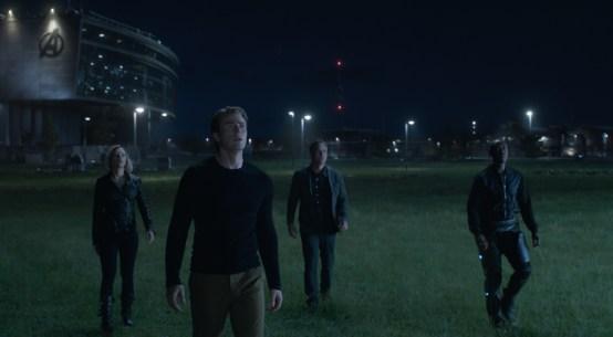 Avengers:Endgame Official Clip