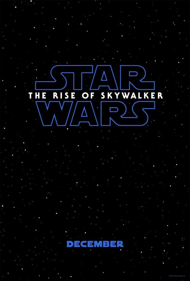 Stars Wars: The Rise of Skywalker