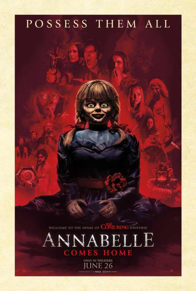 Annabelle Comes Home Atlanta Screening