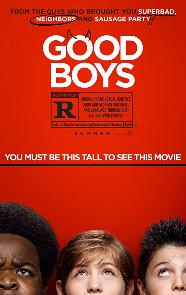 Good Boys Atlanta Screening