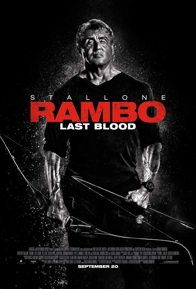 Rambo Last Blood Atlanta Screening