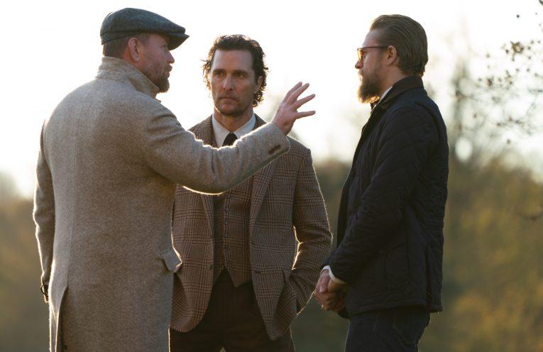 The Gentlemen Screening