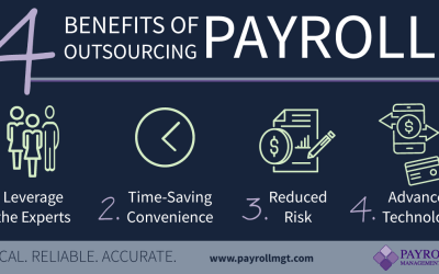 4 Benefits of Outsourcing Payroll