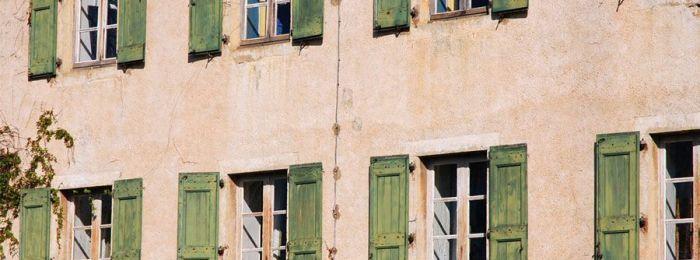 Bâti traditionnel du Causse Comtal