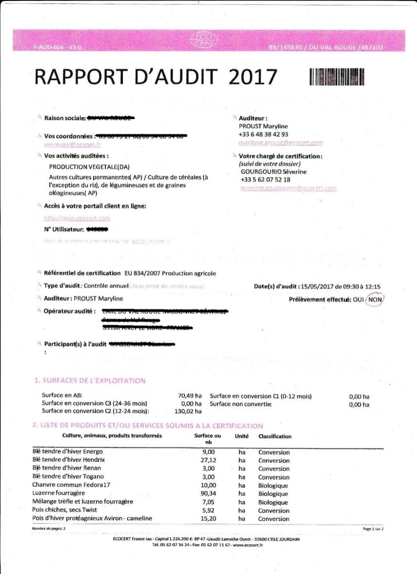 BTS Paysages reconquis