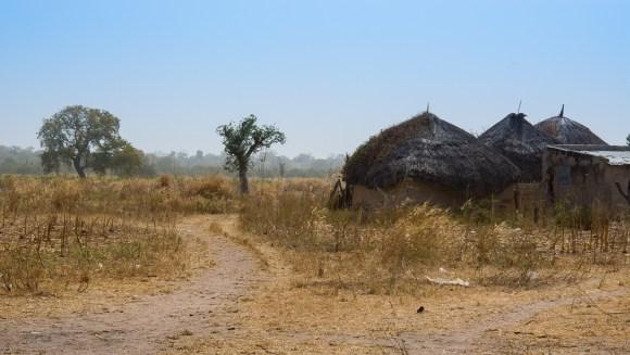 Bienvenue à Sare Moussa près de Tambacounda au Sénégal