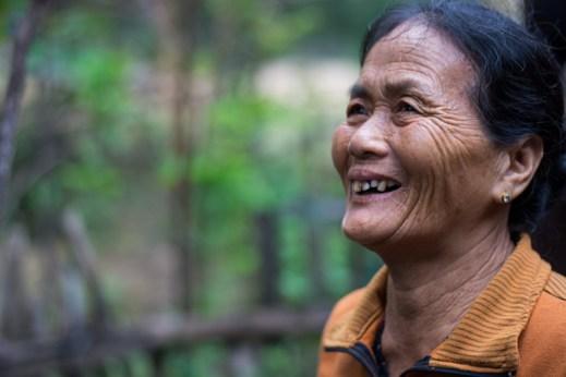 La femme aux beignets de haricot - Hoi An