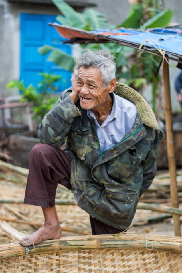 Bamboo Man : l'homme qui créé tout et n'importe quoi avec du Bambou - Hoi An