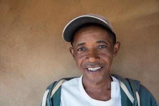 Marcel producteur de semences de riz pluvial !