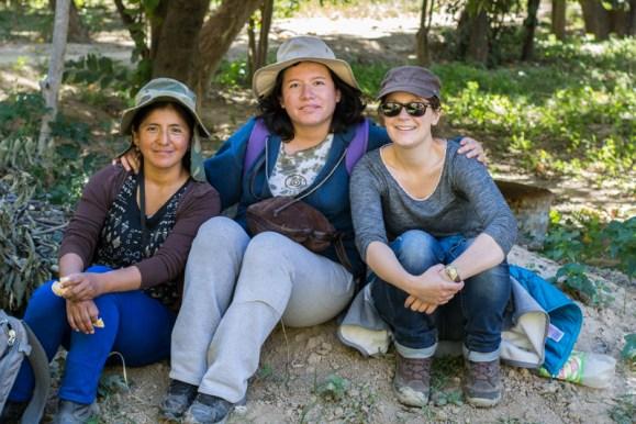 Projet ONG IPTK à Sucre - http://paysansdavenir.com/rencontre-avec-lagronome-emiliana-reynaga-travaillant-pour-long-iptk-pres-de-sucre/