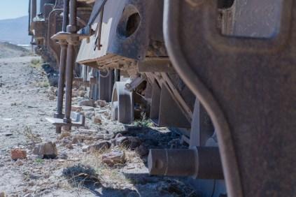 Uyuni - cimetière de train