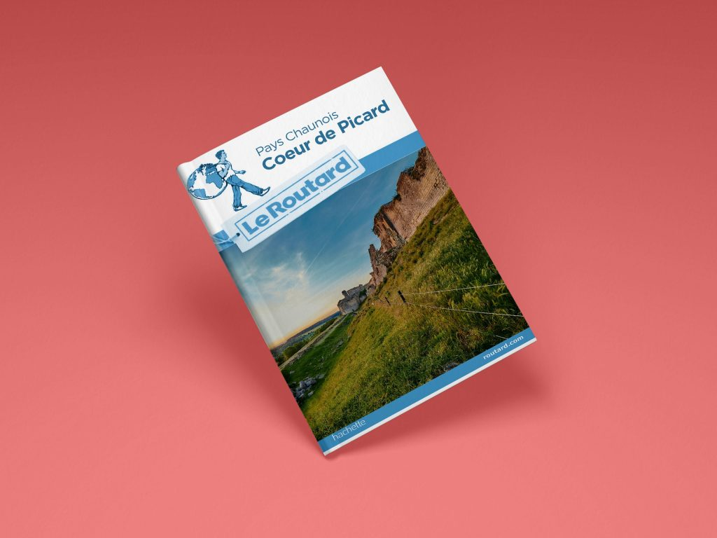 Le Pays Chaunois a gagné son Guide du Routard !