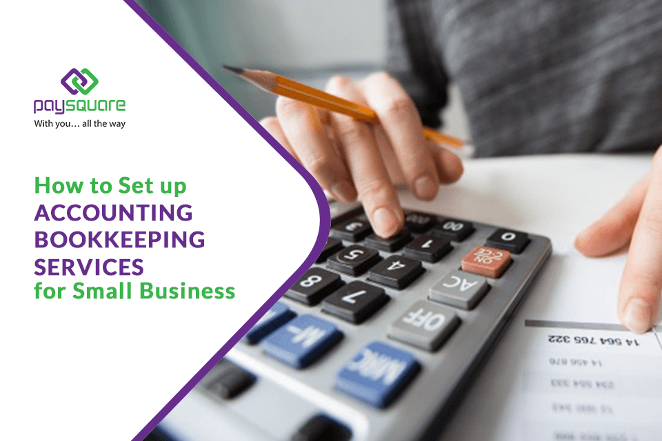 Accounting BookKeeping Services for Small Business