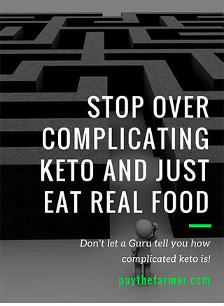 Stop Over-Complicating Keto