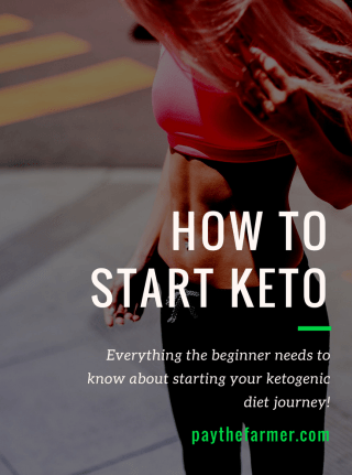 How to Start Keto Beginners Guide