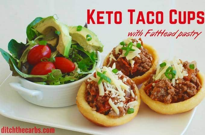 keto low carb tacos