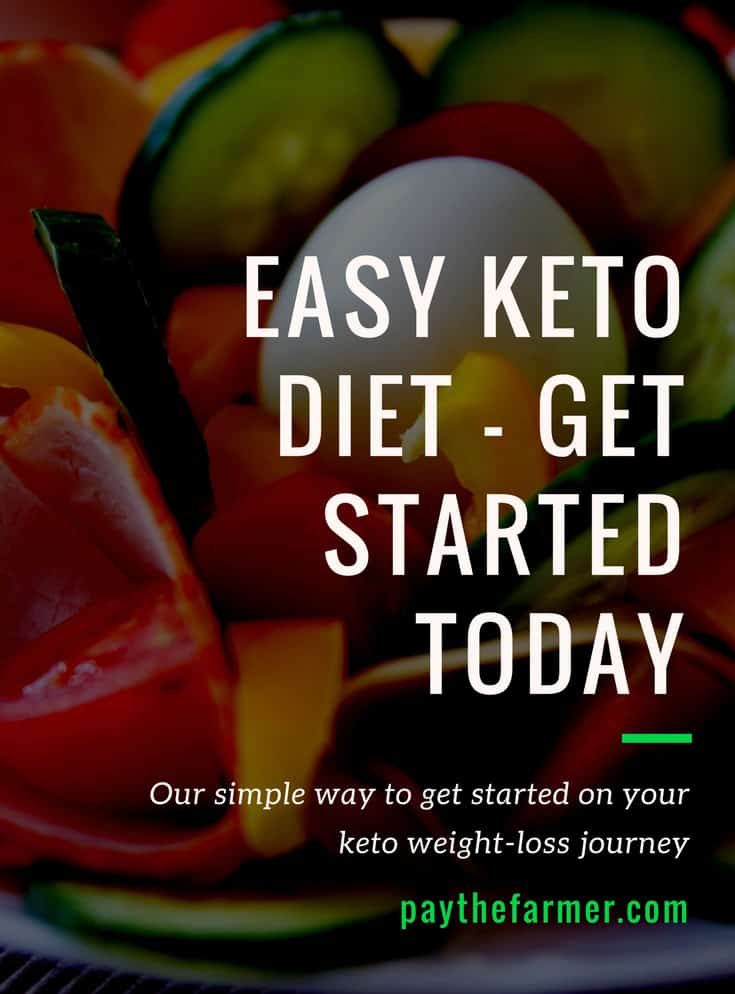 Easy Keto Diet - Get Started Today