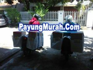 Supplier Payung Promosi Murah Grosir Maluku Utara