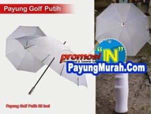 Supplier Payung Golf Murah Grosir Kalimantan Barat
