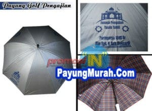 Supplier Payung Golf Murah Grosir Pamekasan