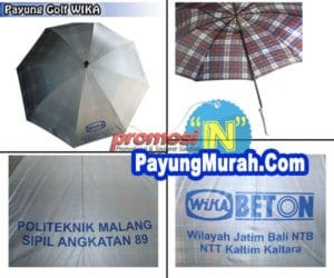 Supplier Payung Golf Murah Grosir Martapura