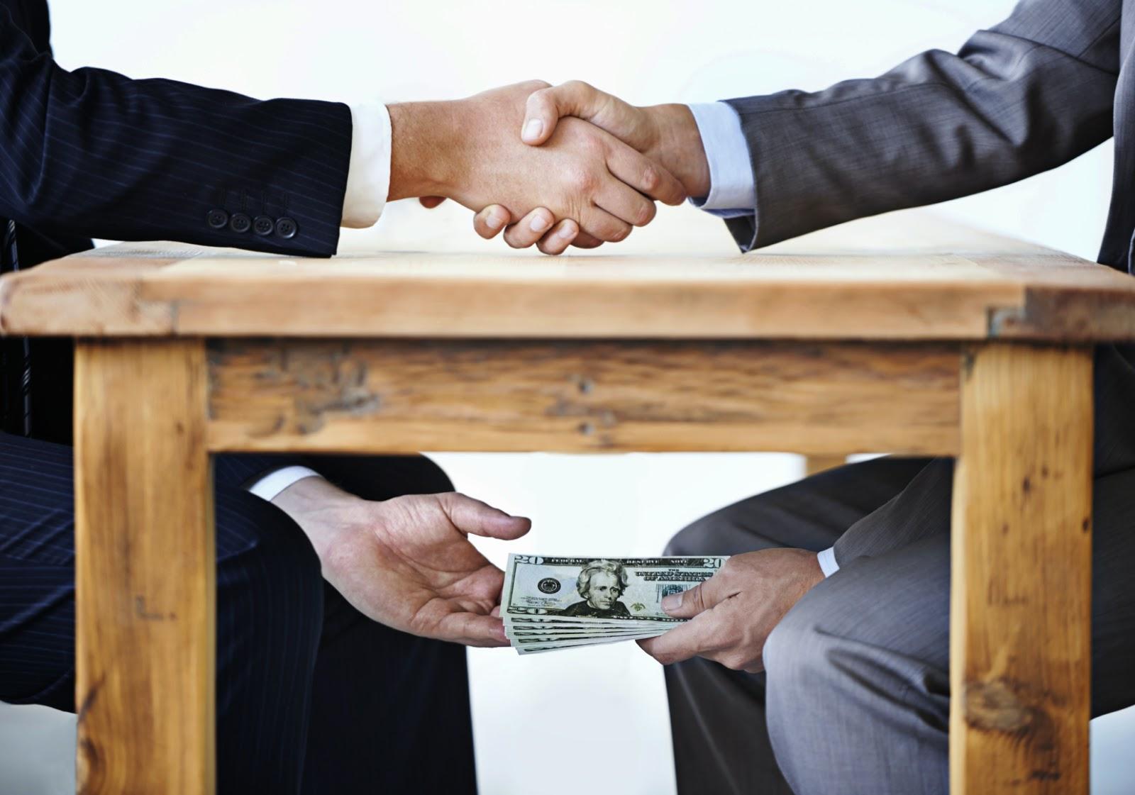 ¿Hay límites para la corrupción?