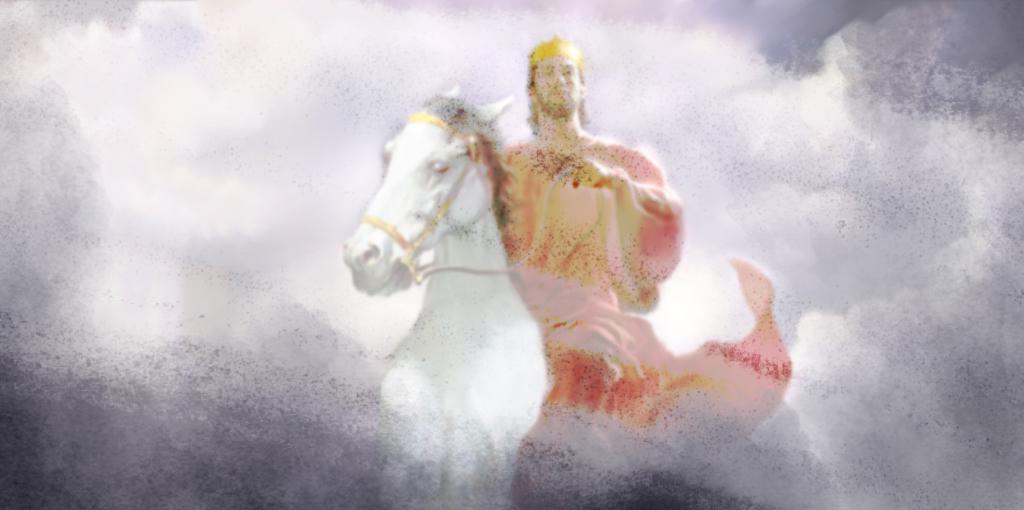 Jesús viene por segunda vez.