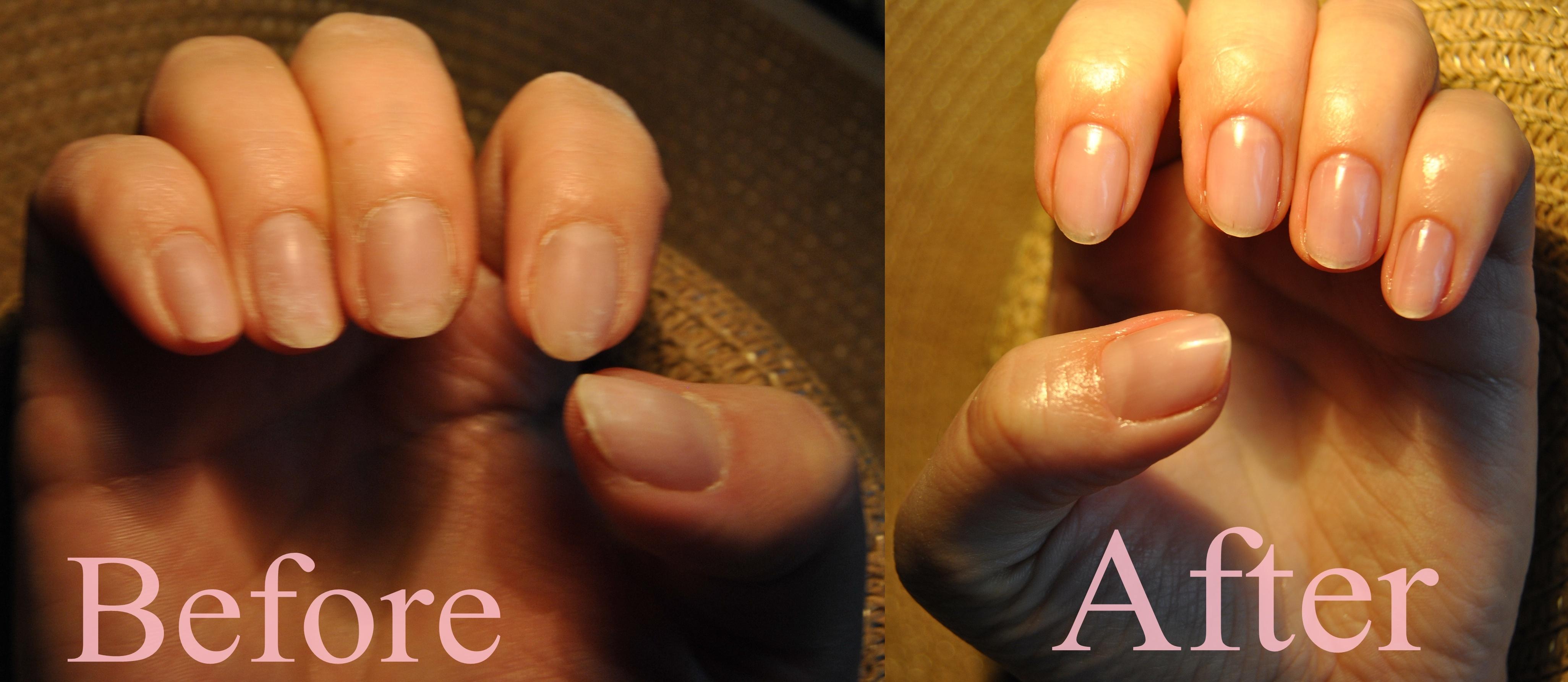Manicure Japonski Pazurkiblog