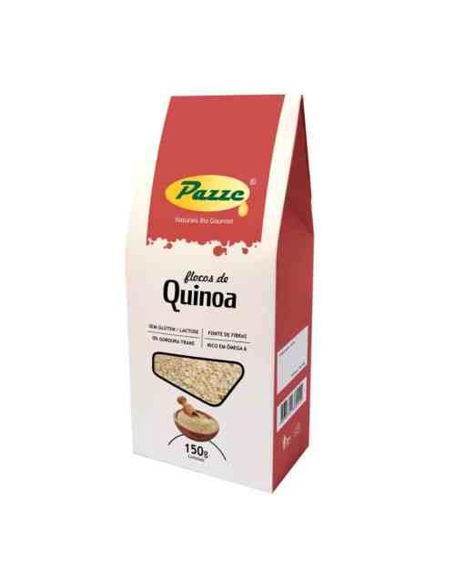 flocos de quinoa