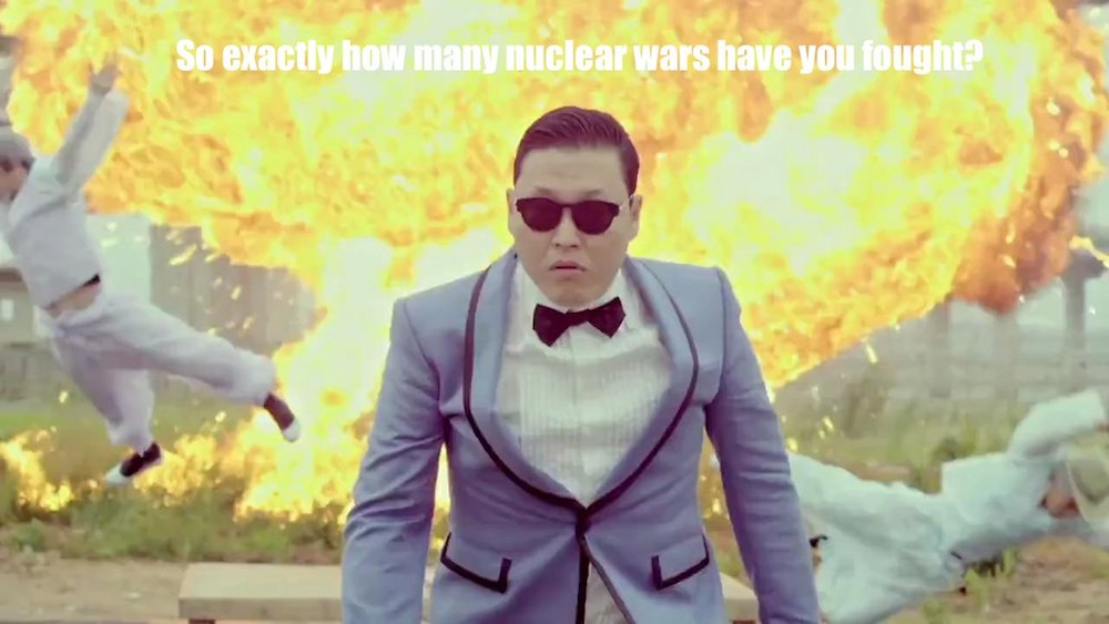 Negotiation tactics nuclear-style