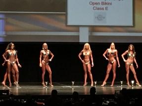 3rd Place Bikini Open E