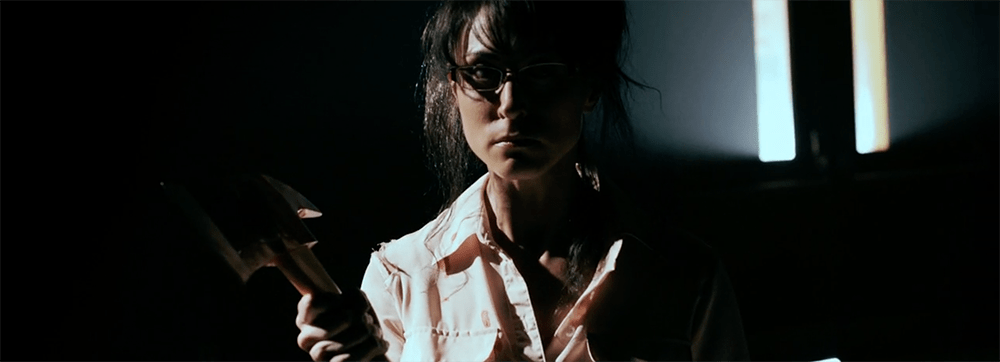 Color Grading: Zombie Movie Still