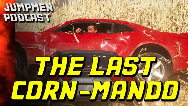 ep 141: The Last CORN-mando