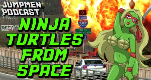 ep 86: Ninja Turtles FROM SPACE