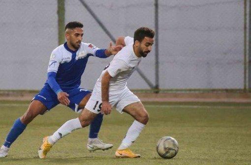 في مباراة معادة: شباب الخليل وهلال القدس يتعادلان سلبا