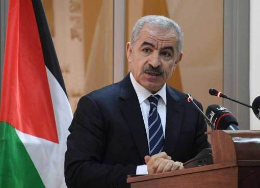اشتية لأبناء جاليتنا في أميركا: الفلسطينيون بالشتات هم الرئة الثانية للشعب في دولة فلسطين