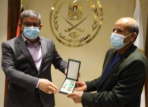 اللواء حسين جبوري