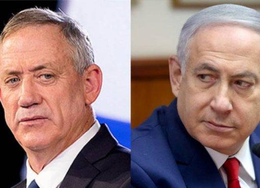 اعلام: نتنياهو وغانتس مهددان بالاعتقال للتحقيق في جرائم حرب
