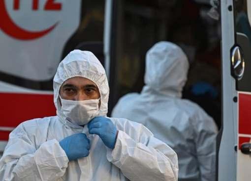 تركيا: اصابات كورونا تتخطى حاجز الـ 60 ألف اصابة يومياً